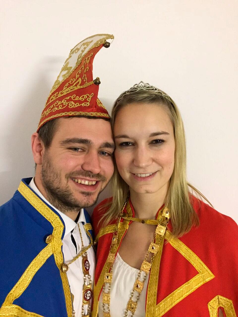 Prinzen Yanneck und seiner Fristlady Rieke